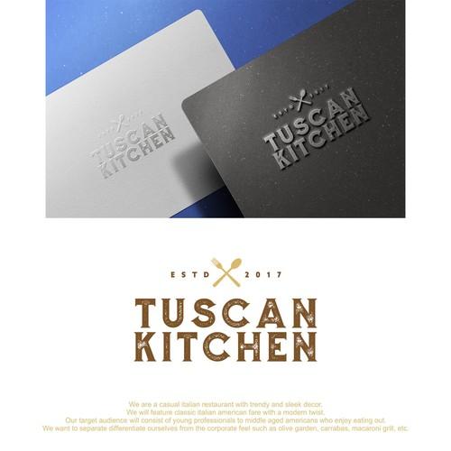 Tuscan Kitchen logo