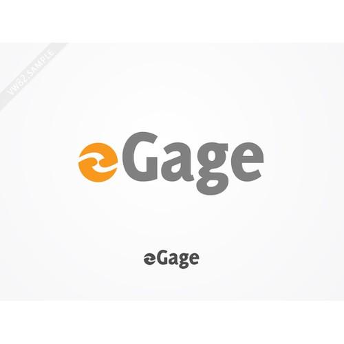 eGage logo concept