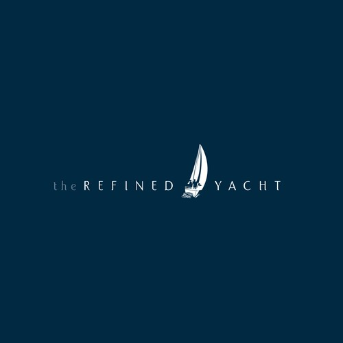 Logo for a Retail Yacht Company