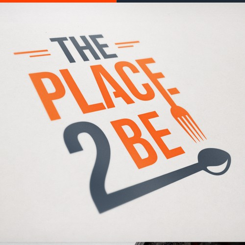Logo for The Place 2 Be