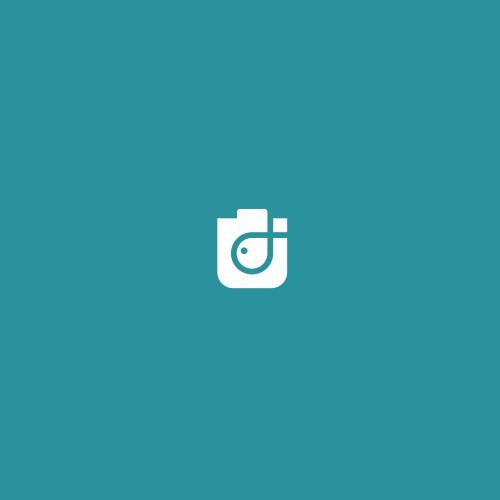 cute photography logo