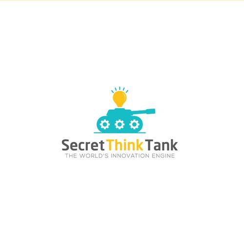 Logo for Secret Think Tank