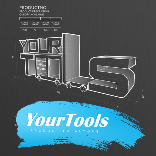 """Design a """"Cool"""" Flyer for New Tool Company"""