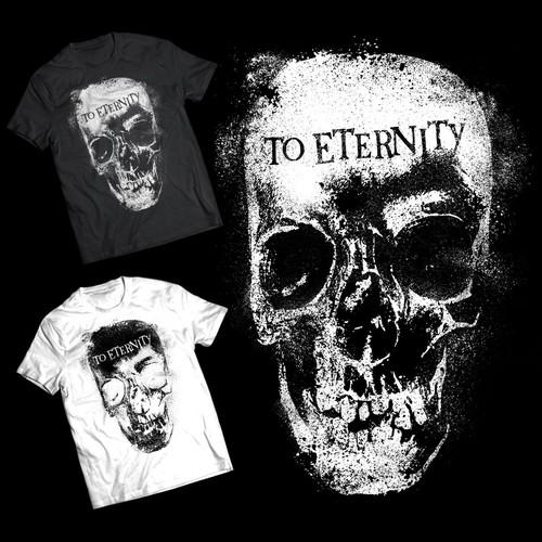 Skull Shirt Design
