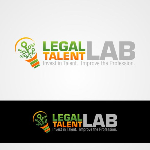 Create a great logo for an innovative legal talent company!