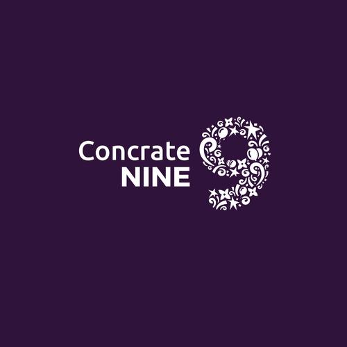 ConcrateNine Logo