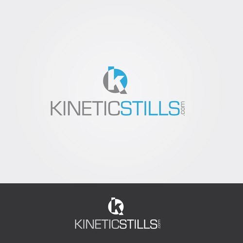 KineticStills.com Needs Your Logo Designing Expertise and Skill!