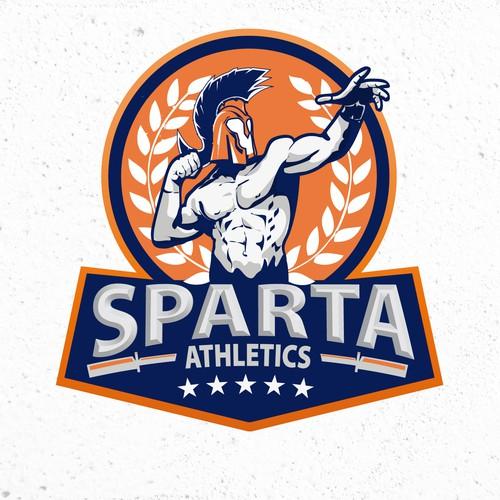 logo for Sparta athletics