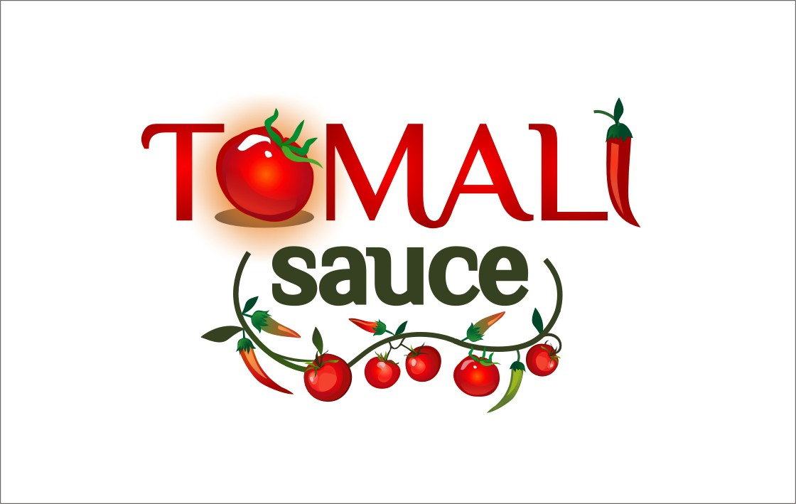 New logo wanted for Tomali Sauce