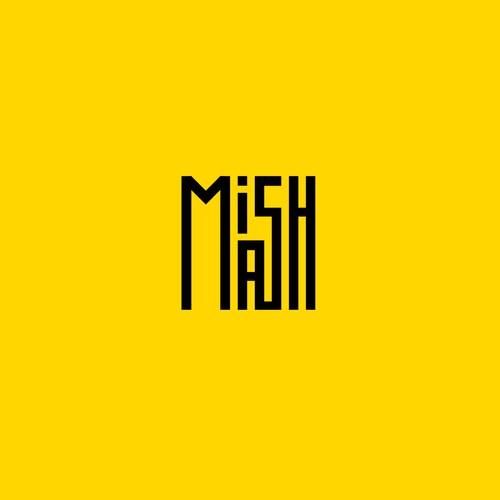 Modern Bold Logo for MiSh MaSh