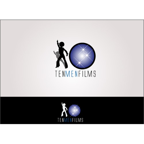 Ten Men Films needs a new logo
