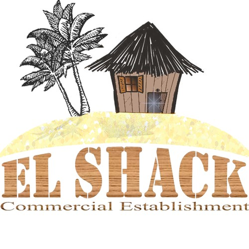 Help El Shack  with a new logo