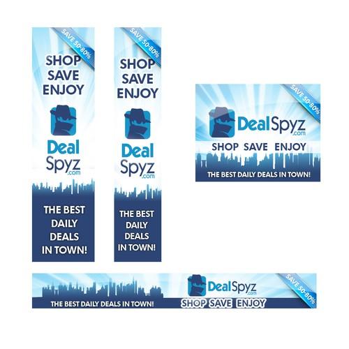 banner ad for DealSpyz.com