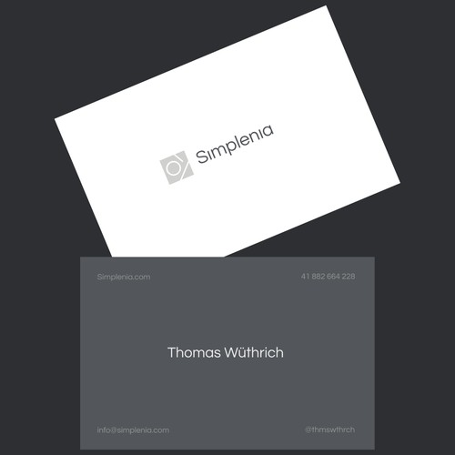 Minimalist logo for the Swiss IT Company