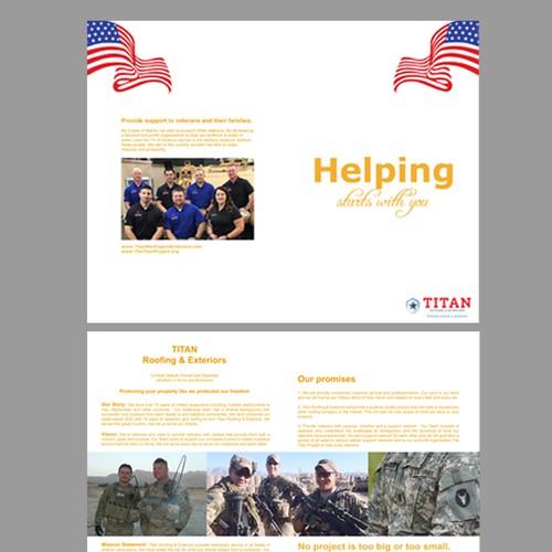 titan brochure