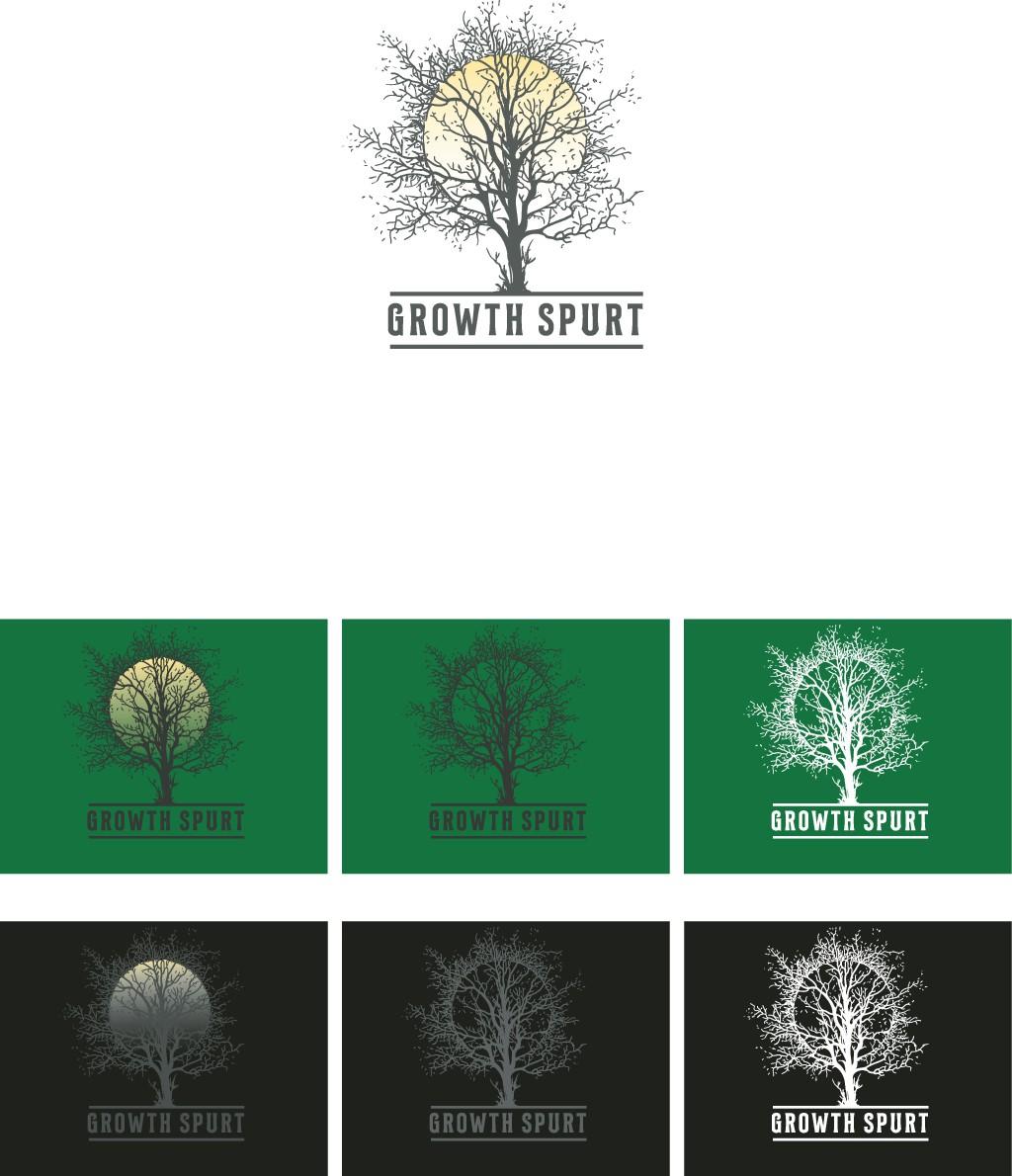 Design an inspiring logo that appeals to hard working men.