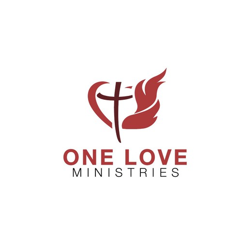 Proposed Church Logo for One Love Ministries