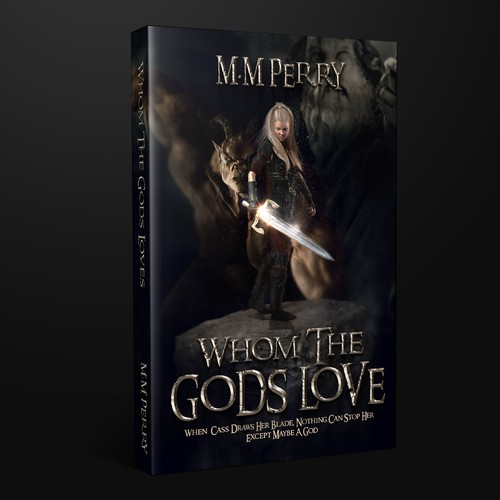 fantasy cover design
