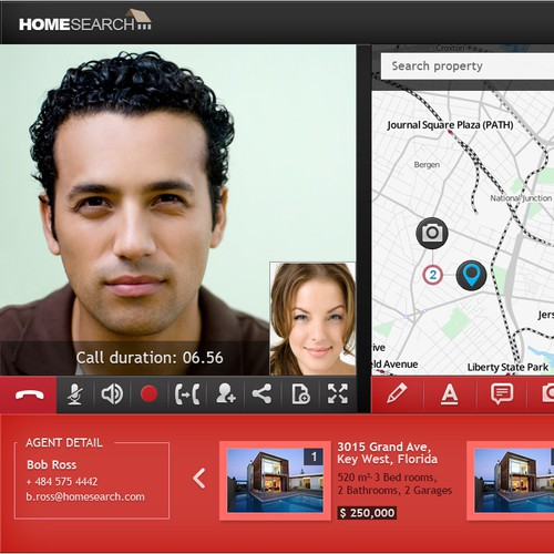 HomeSearch website