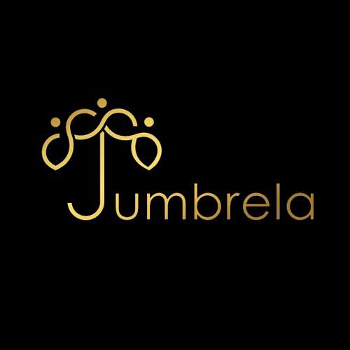 Logo design for Jumbrela