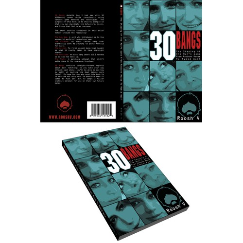 Book design for dating stories