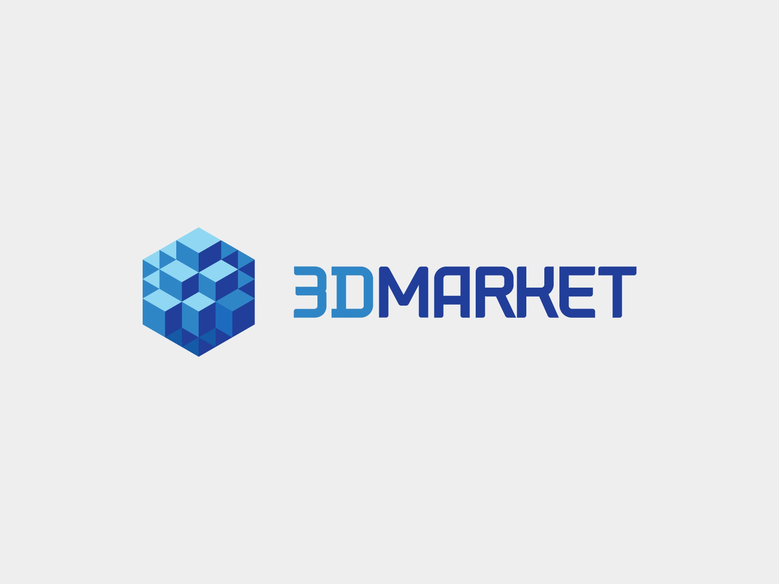 Create an AWESOME logo for a 3D printing business
