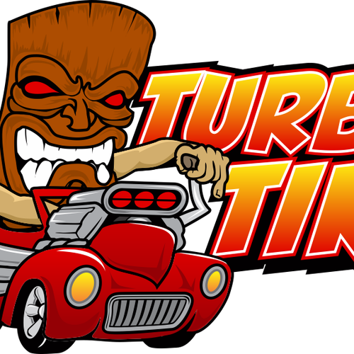 Create the next logo for Turbo Tiki