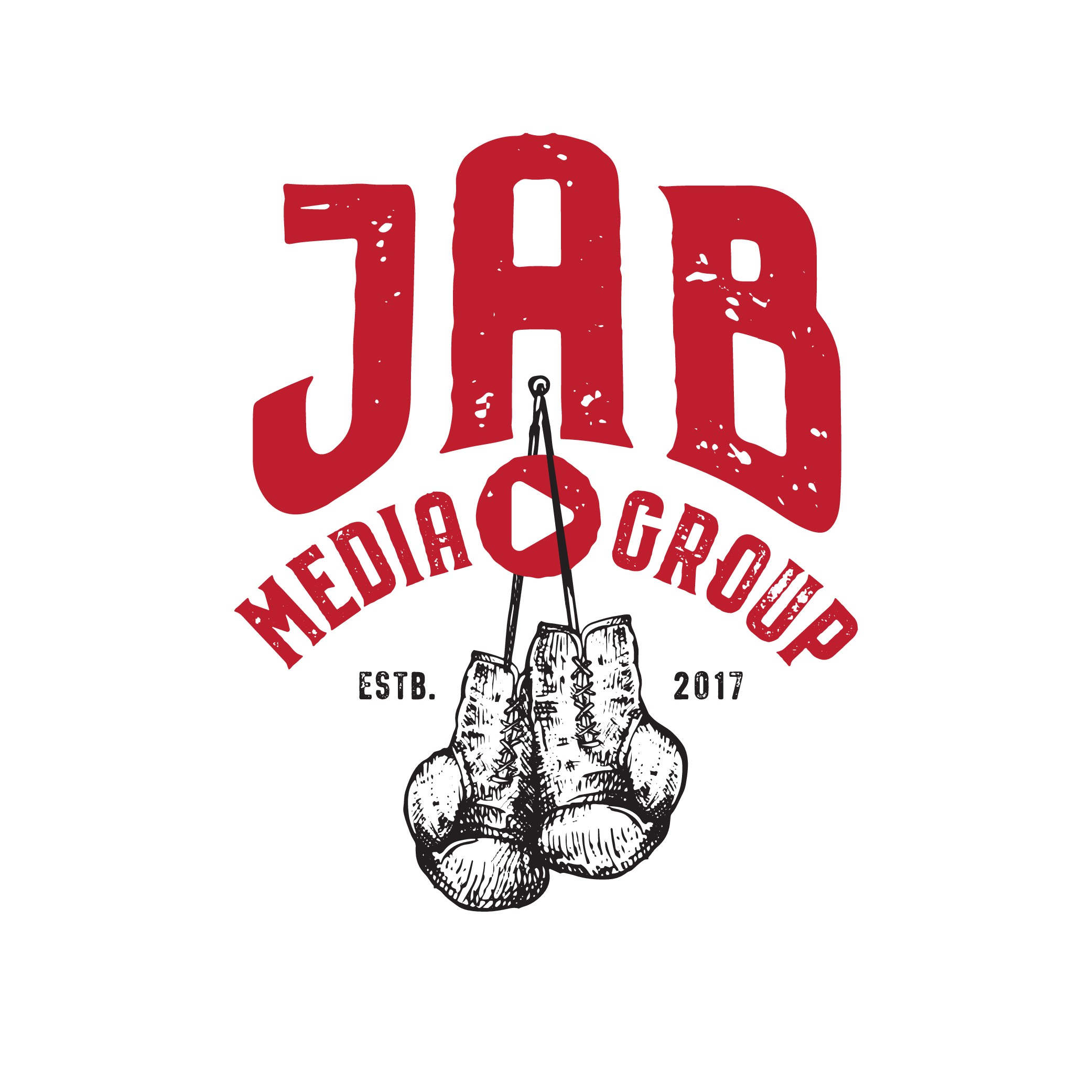 Design a Knockout Logo for JAB Media Group