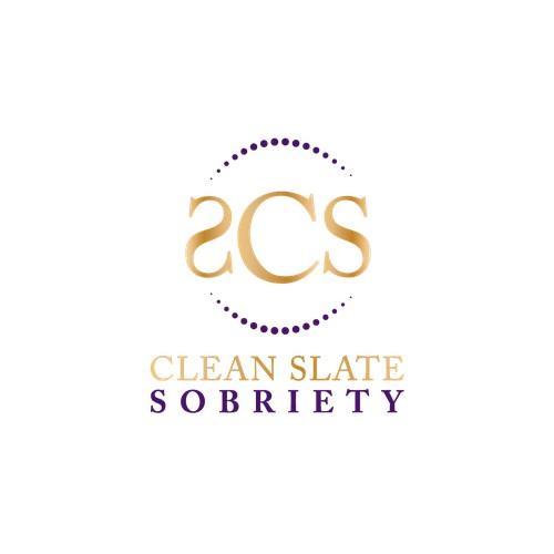 Clean Slate Sobriety Logo