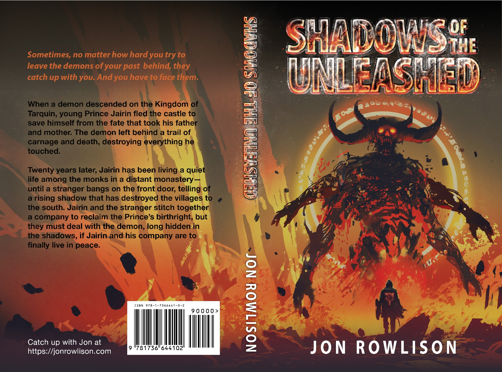 Needed - Compelling cover design for a fantasy adventure story