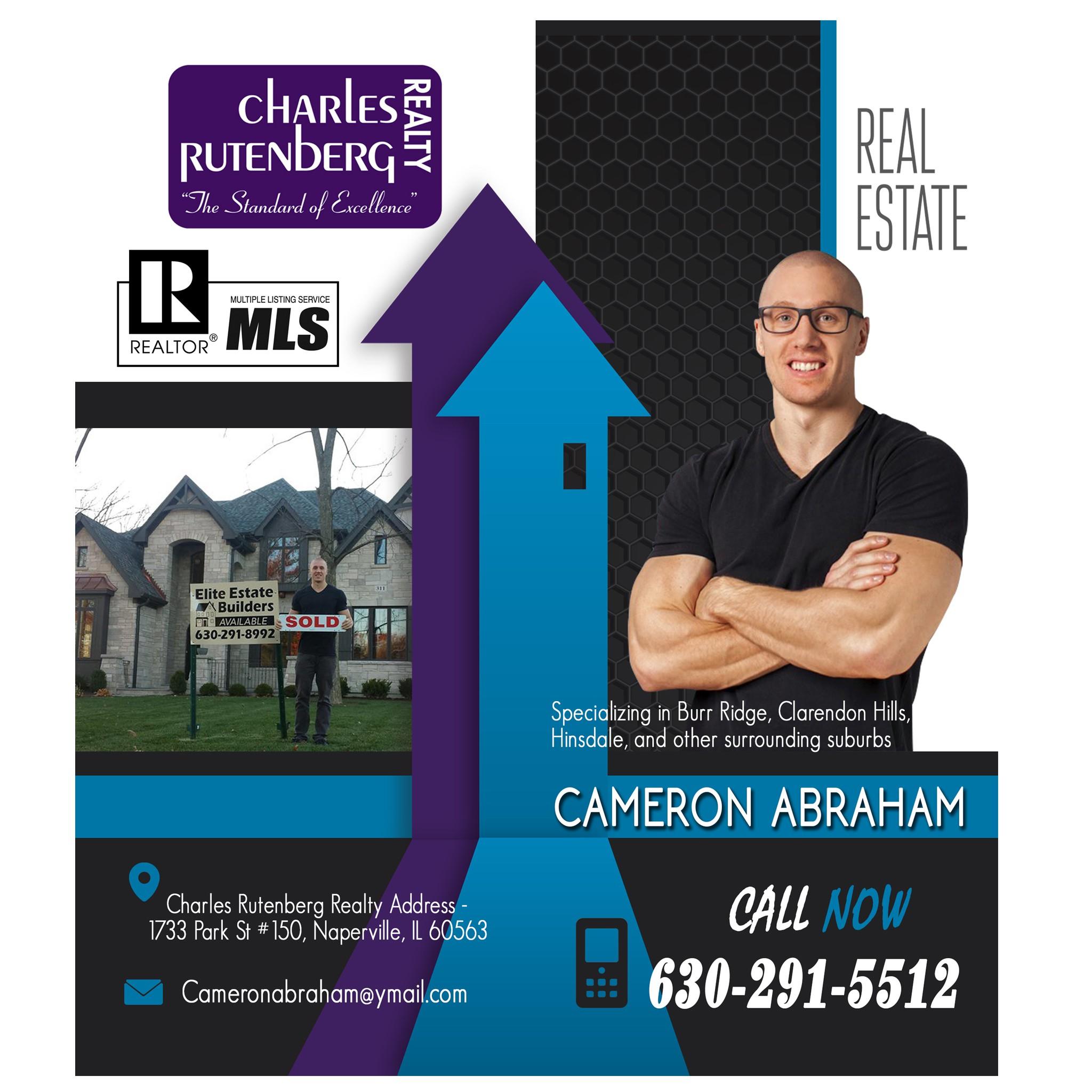 Custom Real Estate Brochure! Great Price Money!