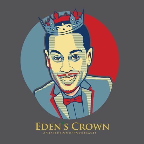 T-shirt for Eden's Crown