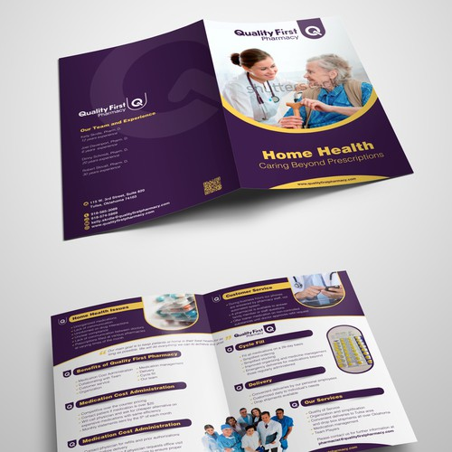 Home Health Brochure