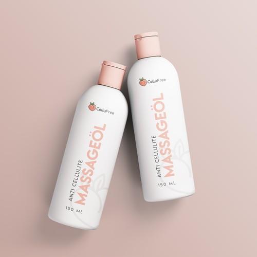 Anti Cellulite Massageöl