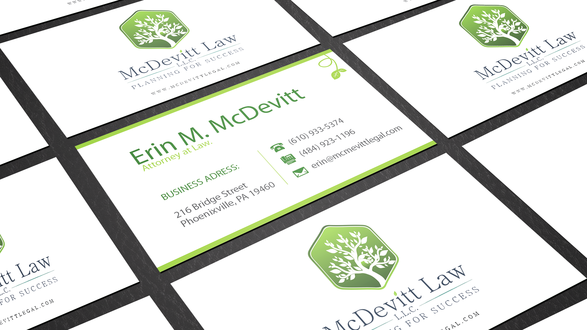 Your help is required for a new logo and business card
