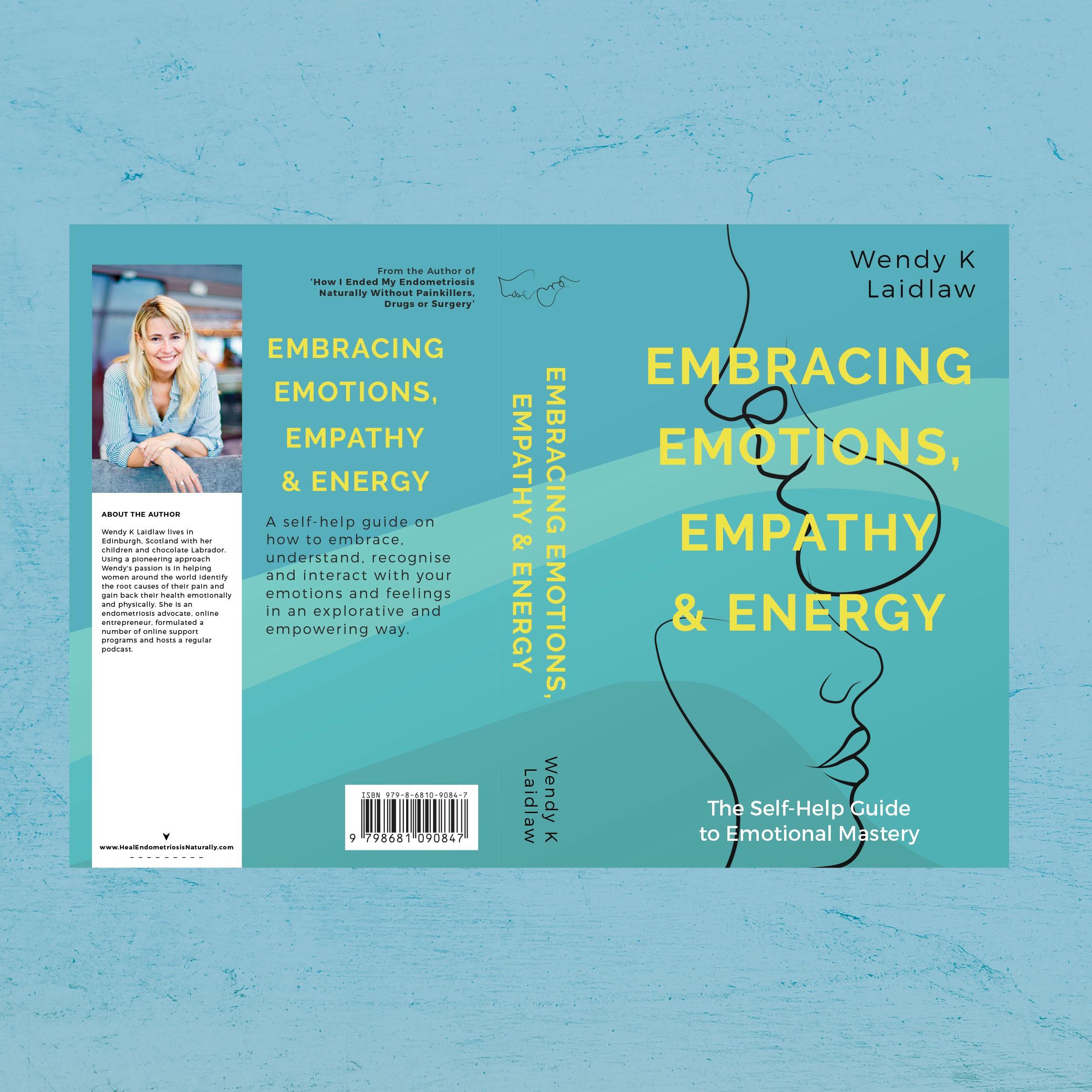Design Embracing Emotions, Empathy & Energy Book Cover