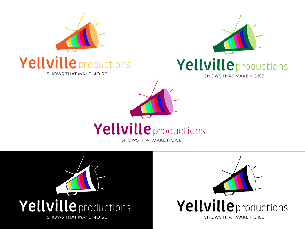 Help Yellville Productions with a new logo