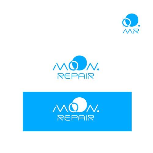 Logo for MOON REPAIR company