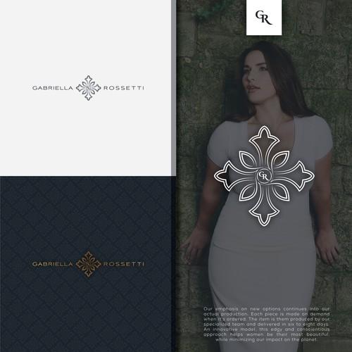 Logo design for luxury clothing line