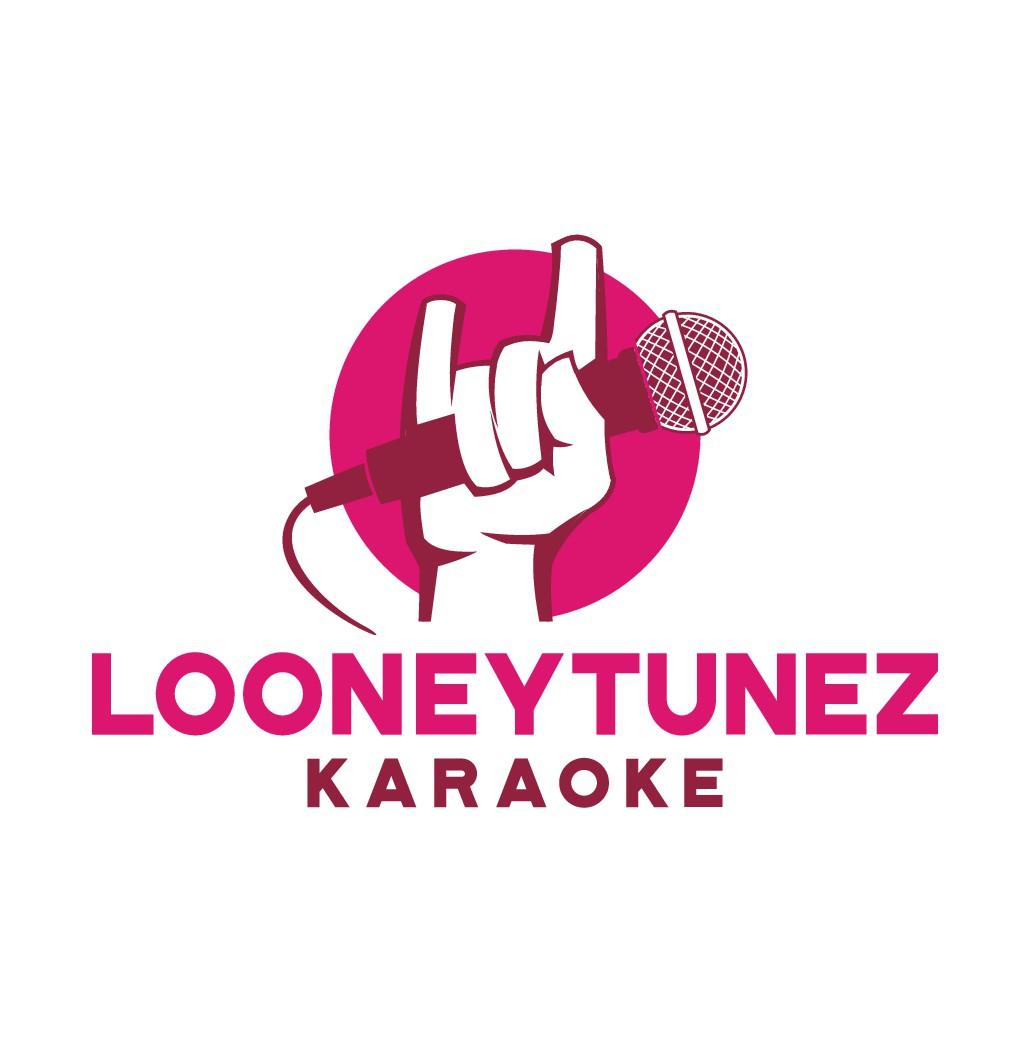 Logo for Live Rock Karaoke Band