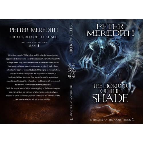 Cover Design for Author