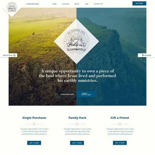 Sacred Soil Web
