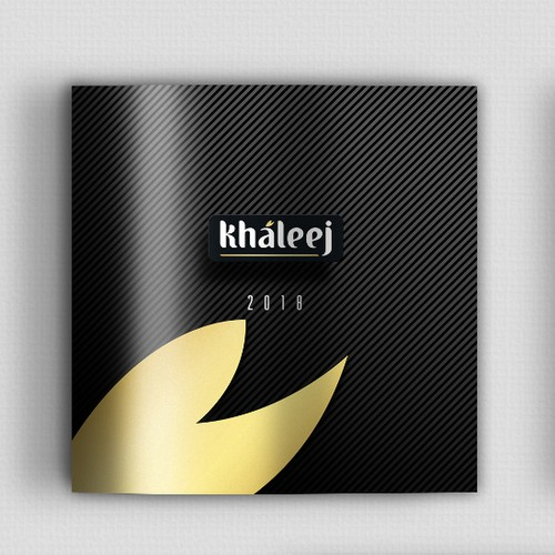 Brochure design for Kháleej