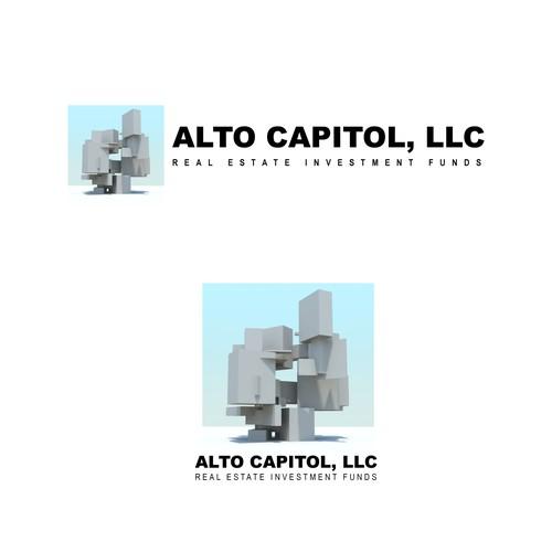 Real Estate Investment Fund Logo/Identity