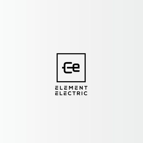 Logotype for an electrical contractor