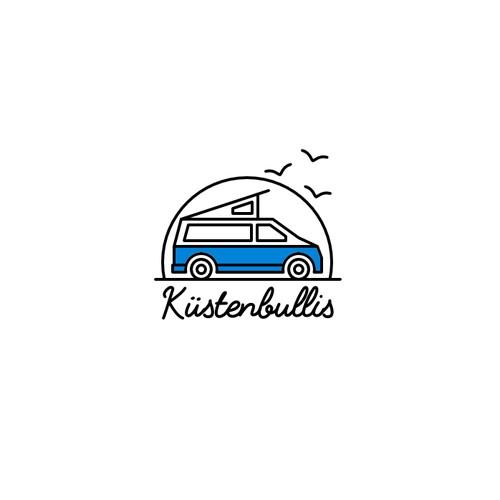 Logo für die Campervermietung