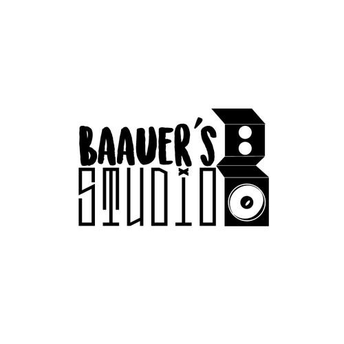 Baauer's studio