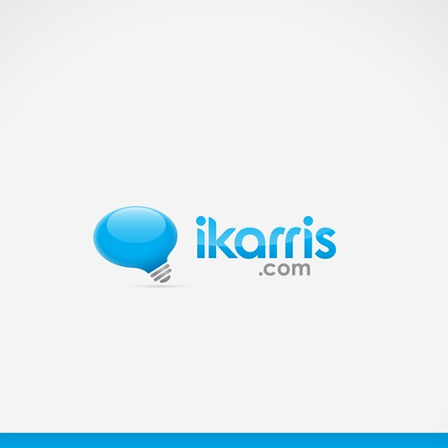 Help ikarris.com with a new logo