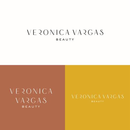 Veronica Vargas Logo