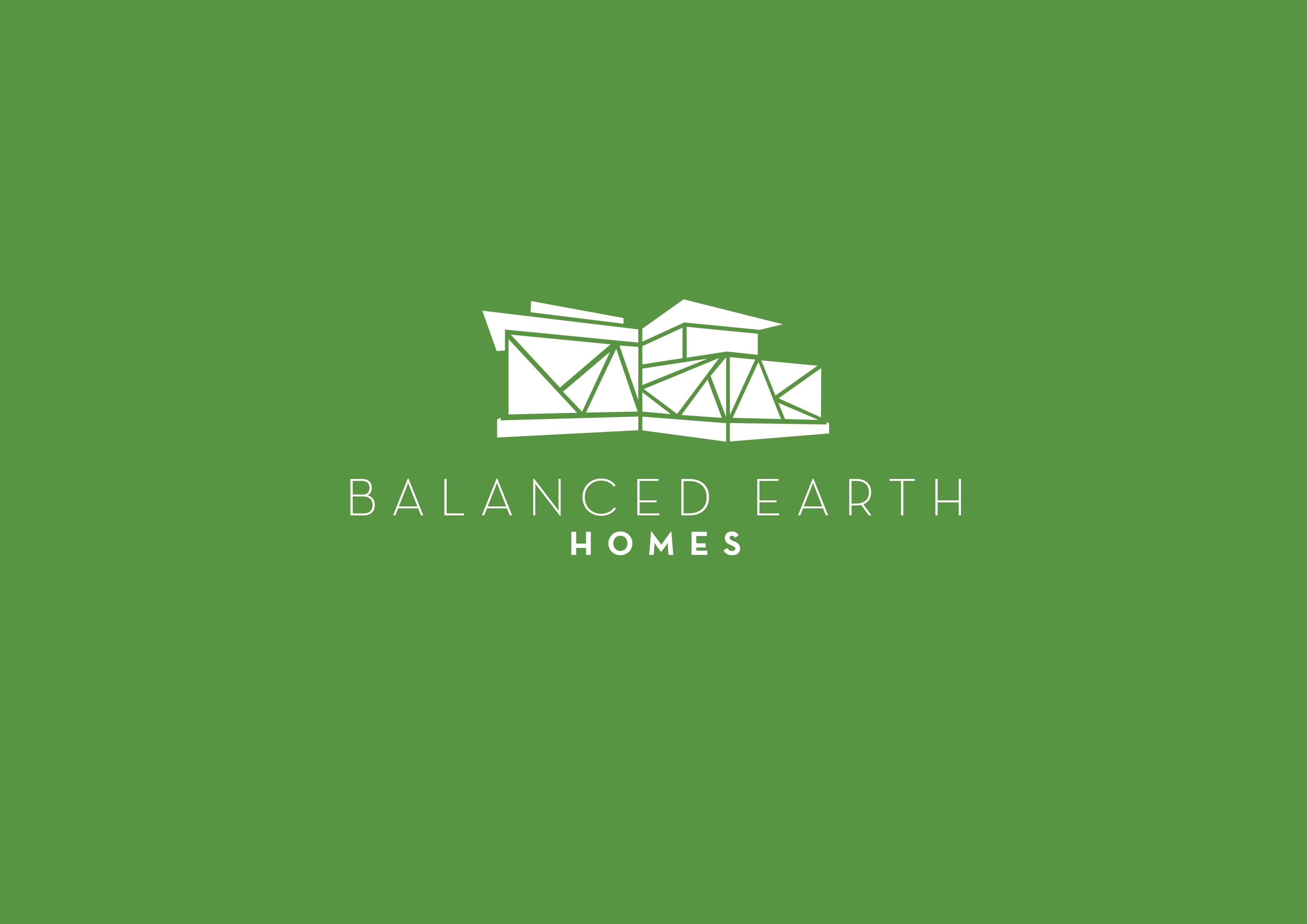 Design an impactful new logo for Balanced Earth Homes
